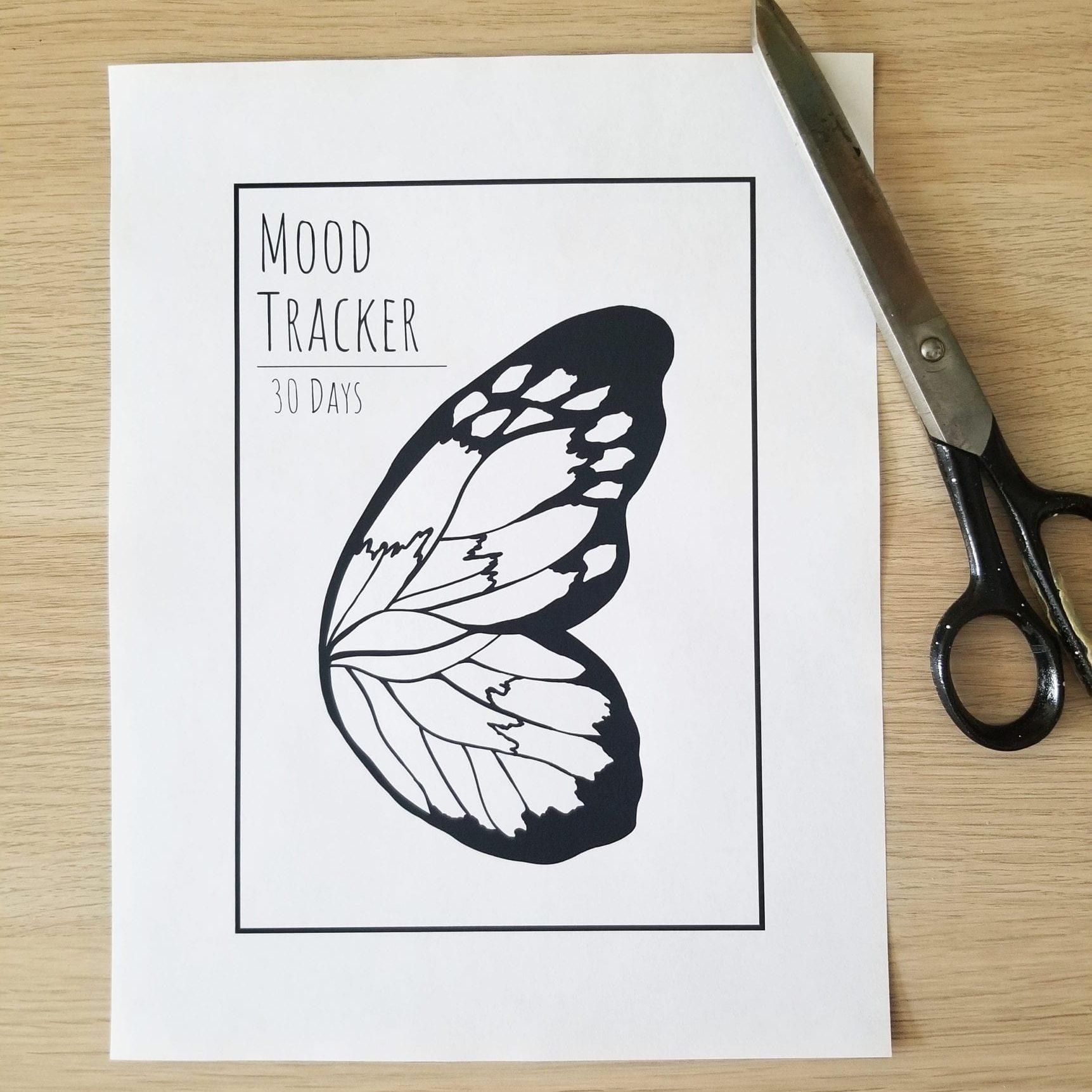 mood tracker photo